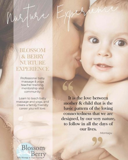 Blossom & Berry - Home of Baby Massage and Baby Yoga