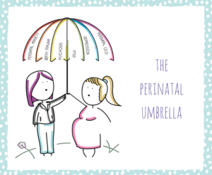The perinatal umbrella