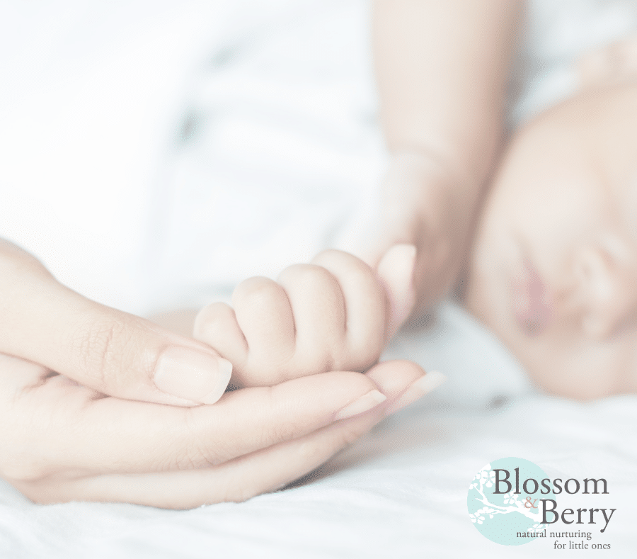 Sharing Session - Why letting your baby cry is so important