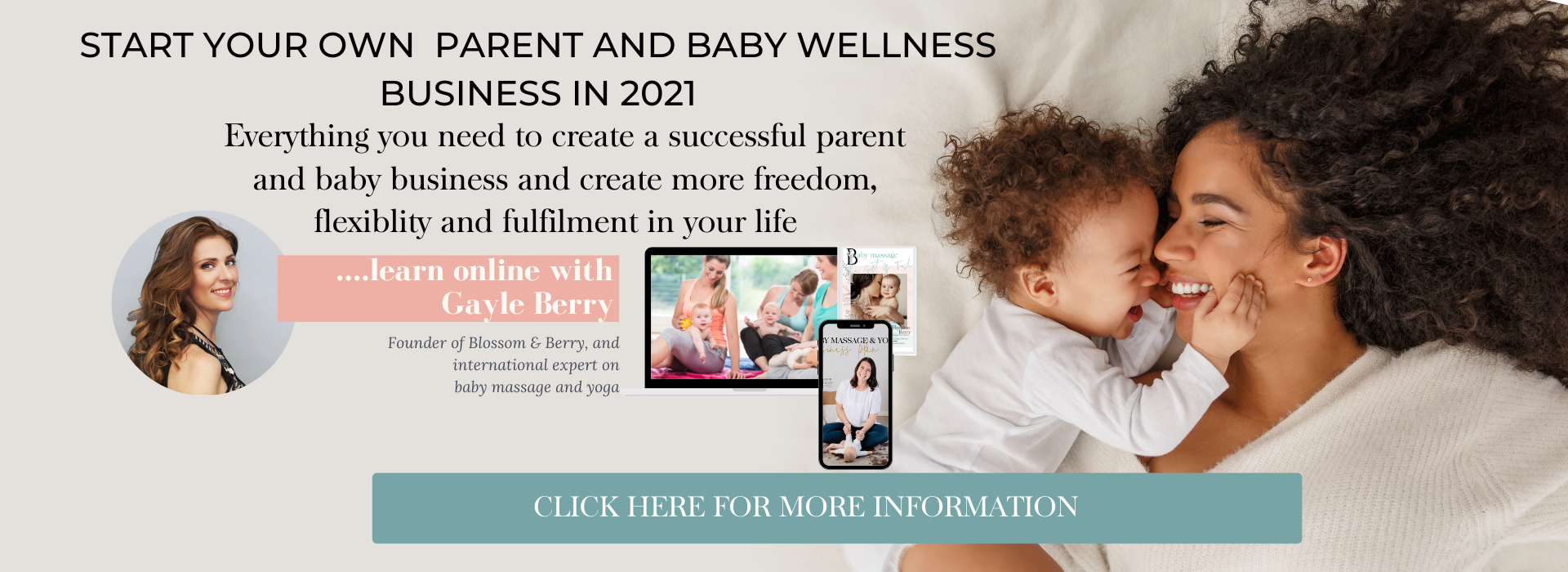 Complete Parent and Baby Business Package
