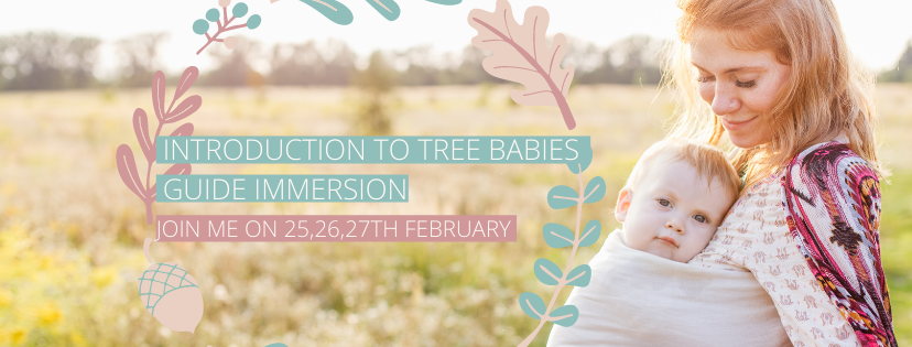 Tree Babies immersion