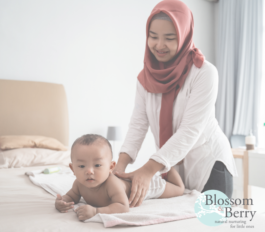 Baby Massage – What are Baby Massage Classes?