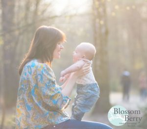 Connecting to your baby and nature